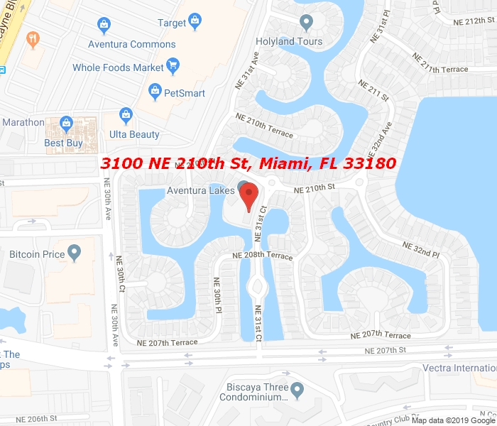 3072 210th St, Aventura, Florida, 33180
